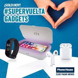 Ofertas de Informática y Electrónica en el catálogo de Phone House en Cádiz ( Caduca hoy )