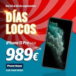Catálogo Phone House en Leganés ( Caduca mañana )