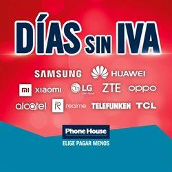Ofertas de Informática y Electrónica en el catálogo de Phone House en Lugones ( 2 días más )