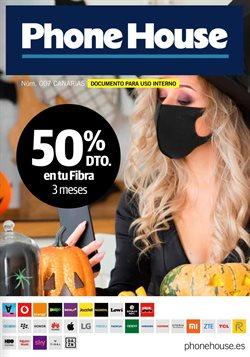 Ofertas de Informática y Electrónica en el catálogo de Phone House en Puerto del Rosario ( Publicado hoy )