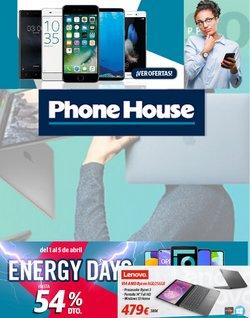 Catálogo Phone House ( 16 días más)