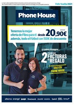 Ofertas de smartphones en el catálogo de Phone House ( 4 días más)