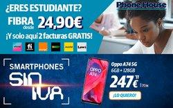 Ofertas de Phone House en el catálogo de Phone House ( 13 días más)