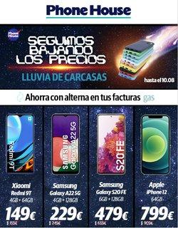 Ofertas de Informática y Electrónica en el catálogo de Phone House ( Publicado hoy)