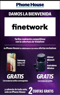 Ofertas de Phone House en el catálogo de Phone House ( 9 días más)