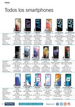 Ofertas de Samsung en el catálogo de Phone House ( Publicado ayer)