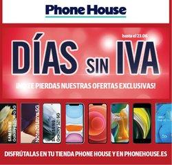 Catálogo Phone House ( Publicado hoy)