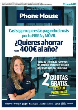 Catálogo Phone House ( 28 días más)