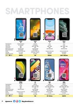 Ofertas de Apple en el catálogo de Phone House ( Más de un mes)