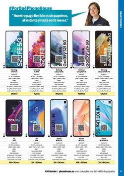 Ofertas de Xiaomi en el catálogo de Phone House ( 25 días más)