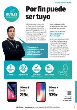 Ofertas de Apple en el catálogo de Phone House ( Publicado hoy)