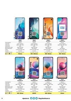 Ofertas de Xiaomi en el catálogo de Phone House ( 3 días más)