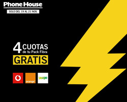 Ofertas de Phone House  en el folleto de Lleida