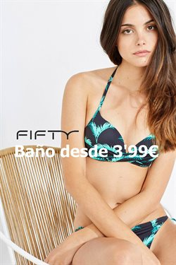 Ofertas de Fifty Factory  en el folleto de Sevilla
