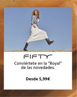Ofertas de Fifty Factory en el catálogo de Fifty Factory ( Caducado)