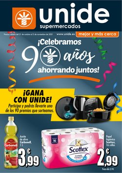 Catálogo Unide Supermercados ( 9 días más)