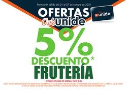 Ofertas de Unide Supermercados en el catálogo de Unide Supermercados ( 2 días más)