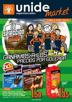Catálogo Unide Supermercados ( 8 días más)
