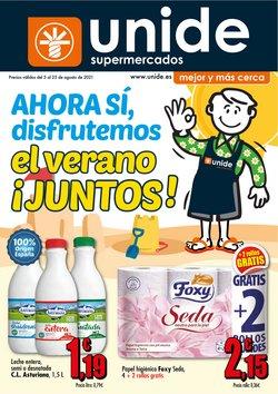 Ofertas de Hiper-Supermercados en el catálogo de Unide Supermercados ( Publicado hoy)