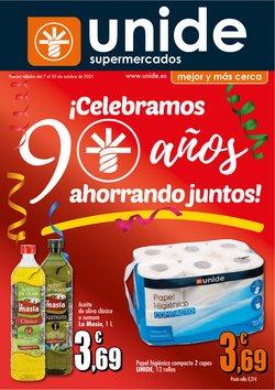 Ofertas de Unide Supermercados en el catálogo de Unide Supermercados ( 3 días más)