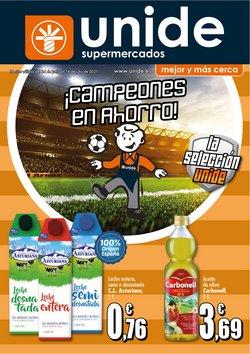 Catálogo Unide Supermercados ( Publicado hoy)
