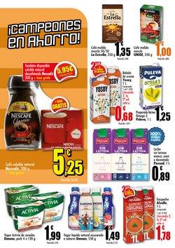 Ofertas de Danone en el catálogo de Unide Supermercados ( Publicado ayer)