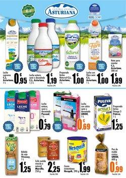 Ofertas de Puleva en el catálogo de Unide Supermercados ( 4 días más)