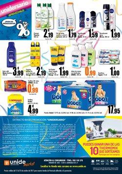 Ofertas de Signal  en el folleto de Unide Supermercados en Madrid