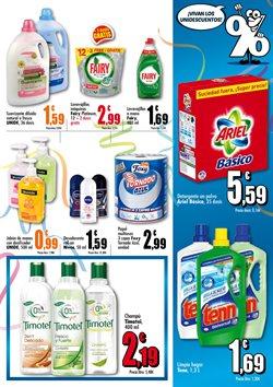 Ofertas de Champú  en el folleto de Unide Supermercados en Zamora