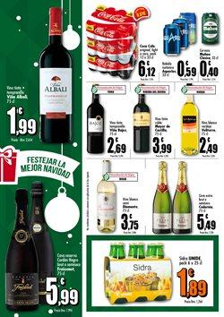 Ofertas de Mahou  en el folleto de Unide Supermercados en León
