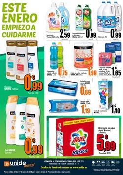 Ofertas de Papel de cocina  en el folleto de Unide Supermercados en León