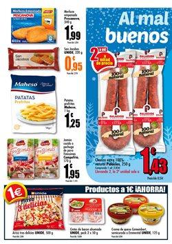 Ofertas de Pescanova  en el folleto de Unide Supermercados en Madrid