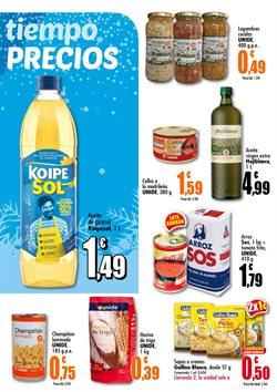 Ofertas de Legumbres cocidas  en el folleto de Unide Supermercados en Madrid