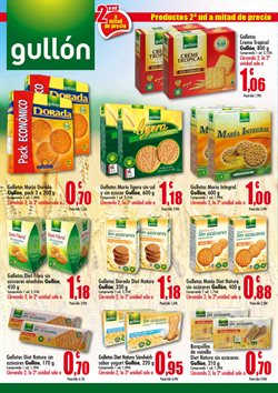 Ofertas de Gullón  en el folleto de Unide Supermercados en Madrid