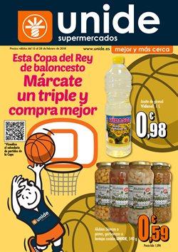 Ofertas de Hiper-Supermercados  en el folleto de Unide Supermercados en Telde