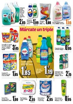 Ofertas de Detergente lavavajillas  en el folleto de Unide Supermercados en La Orotava