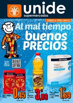 Ofertas de Hiper-Supermercados  en el folleto de Unide Supermercados en León