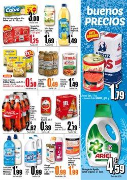 Ofertas de Legumbres  en el folleto de Unide Supermercados en Madrid