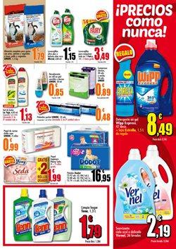 Ofertas de Dodot  en el folleto de Unide Supermercados en Madrid