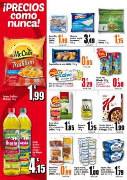 Ofertas de Arroz, pasta y legumbres  en el folleto de Unide Supermercados en Zamora