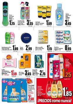 Ofertas de Gillette  en el folleto de Unide Supermercados en La Orotava