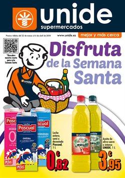 Ofertas de Unide Supermercados  en el folleto de Torrevieja