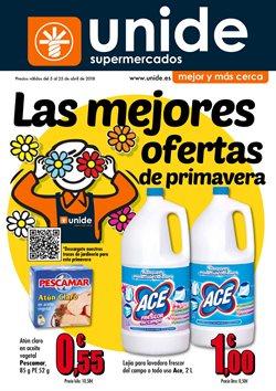 Ofertas de Hiper-Supermercados  en el folleto de Unide Supermercados en Vecindario