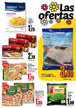 Ofertas de Pescado y marisco  en el folleto de Unide Supermercados en León