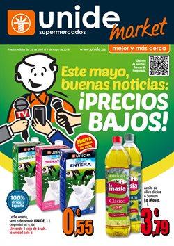 Ofertas de Unide Supermercados  en el folleto de Madrid