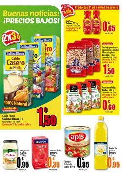 Ofertas de Lentejas  en el folleto de Unide Supermercados en Madrid