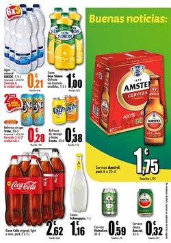 Ofertas de Cerveza  en el folleto de Unide Supermercados en Madrid