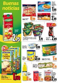 Ofertas de Pescado y marisco  en el folleto de Unide Supermercados en Zamora