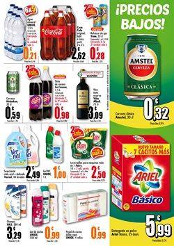 Ofertas de Vino tinto  en el folleto de Unide Supermercados en Madrid