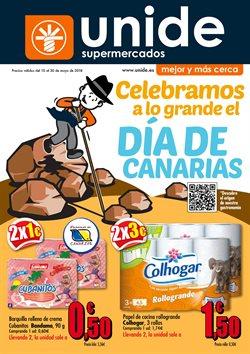 Ofertas de Unide Supermercados  en el folleto de Güímar